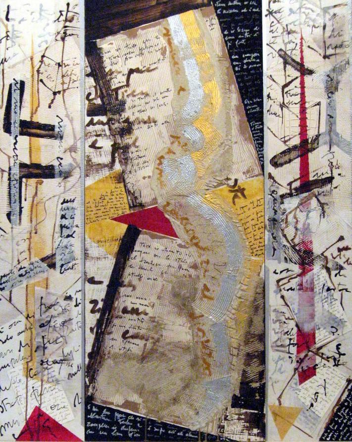 Biagio Cepollaro-trittico secondo,2009_