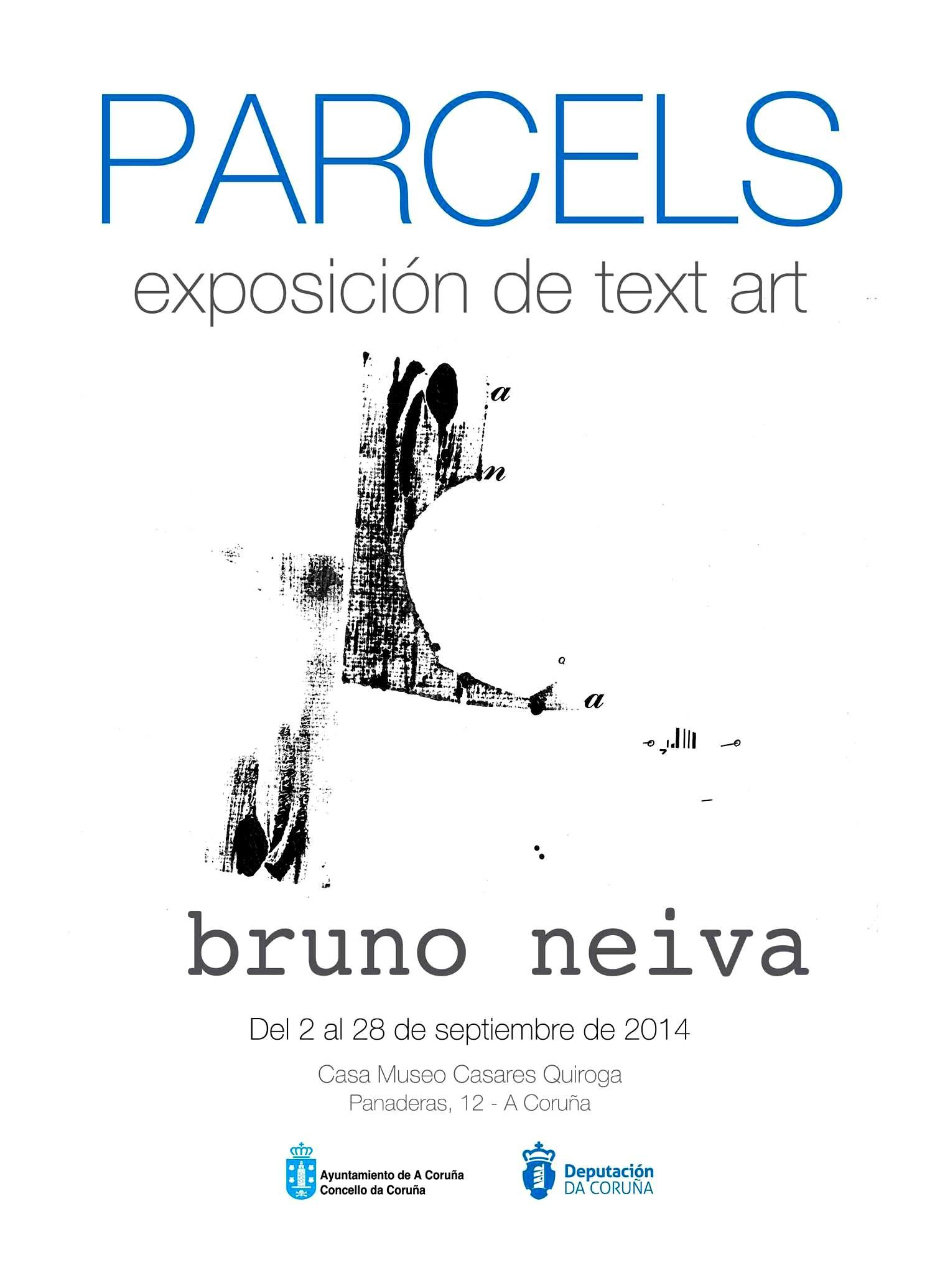 Cartel A4 Bruno