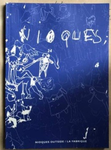 Nioques, 24, cover