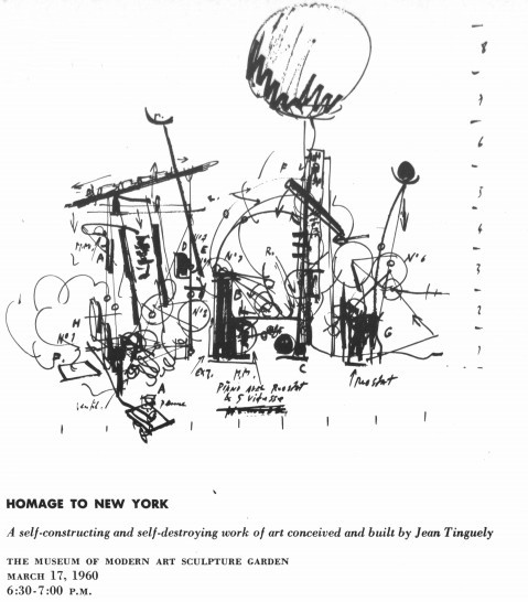 Jean Tinguely_ Homage to New York