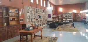 Biblioteca Nazionale: Sala Calvino